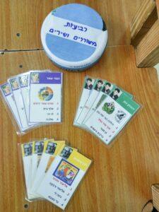 משחק רבעיות בנושא משוררים וסופרים שהשאירו חותם בתרבות הישראלית. פעילות סביב הספר שרשרת מזמרת (גן ברוש, ממלכתי דתי, בת חפר)